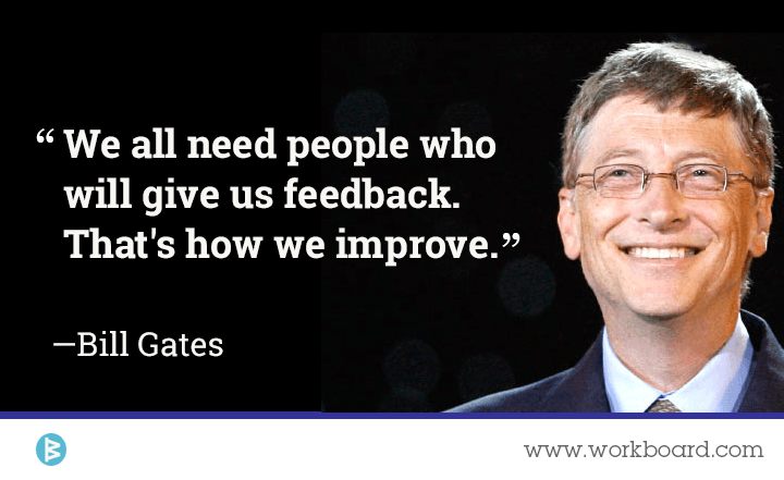 how to give constructive feedback to manager