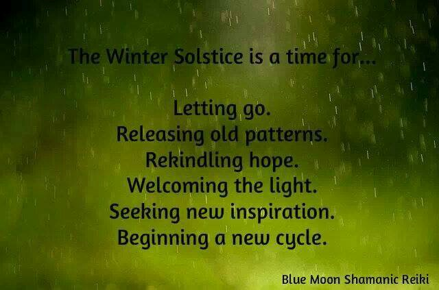 Quotes about Solstice 47 quotes