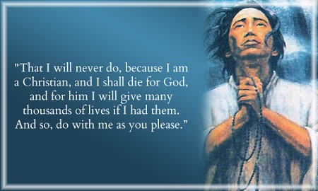 the life and ministry of lorenzo ruiz a filipino saint