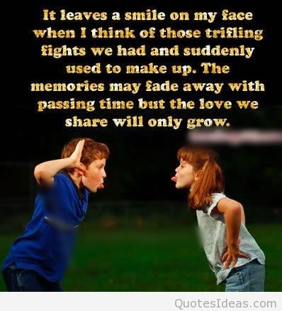 Making and about sisters up fighting quotes 40 Wonderful
