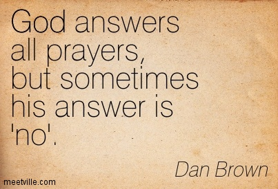 quotes about answered prayer quotes