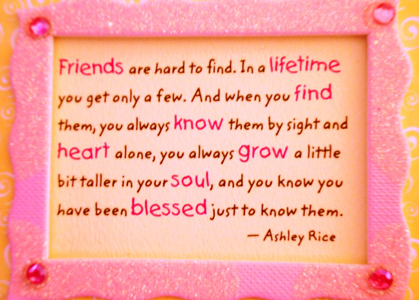quotes about friendship birthday quotes