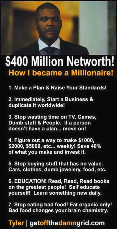 How To Become A Millionaire In The Next 5 Years