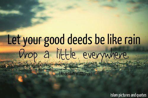 Quotes About Good Deed 158 Quotes