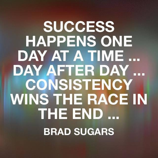 Quotes About Not Being Consistent 29 Quotes