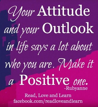 Quotes About Outlook In Life 67 Quotes