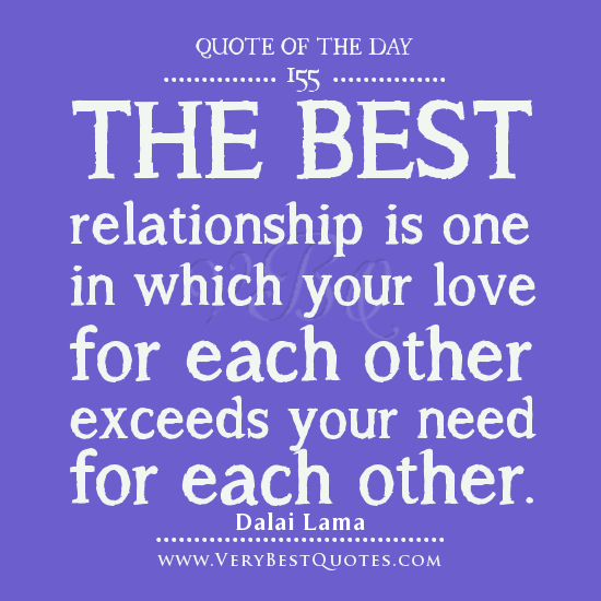 Quotes about Good Relationship (182 quotes)