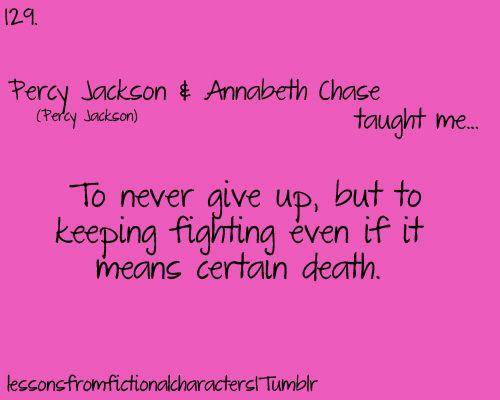 Quotes about Annabeth Chase (50 quotes)