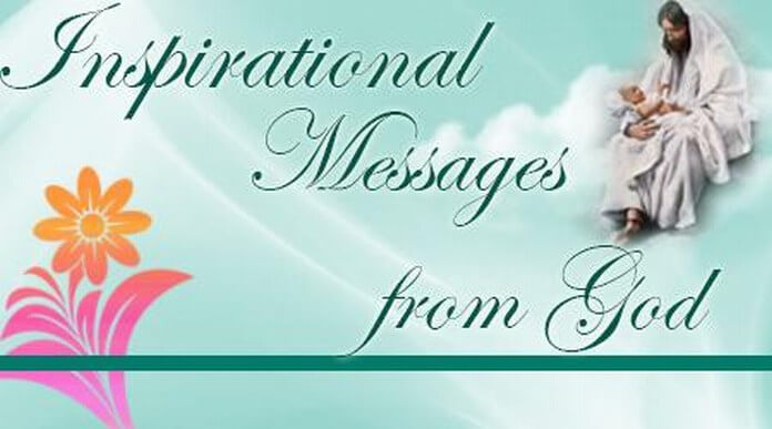 quotes about god sending messages quotes