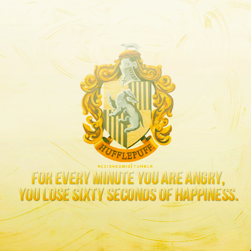 Quotes About Hufflepuff (23 Quotes