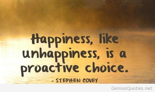 quotes about happiness and unhappiness quotes