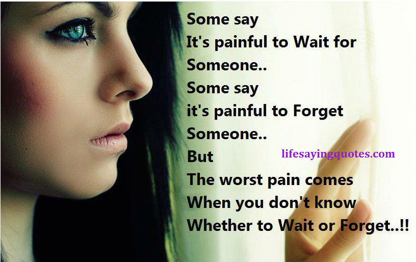 Quotes About Heart Pain In Love 32 Quotes