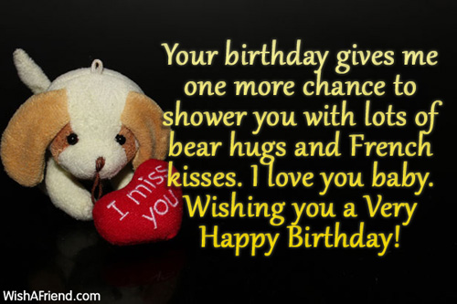Quotes About Boyfriend Birthday 51 Quotes