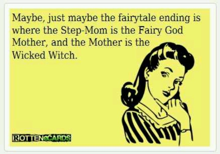 Quotes about Stepmother (82 quotes)