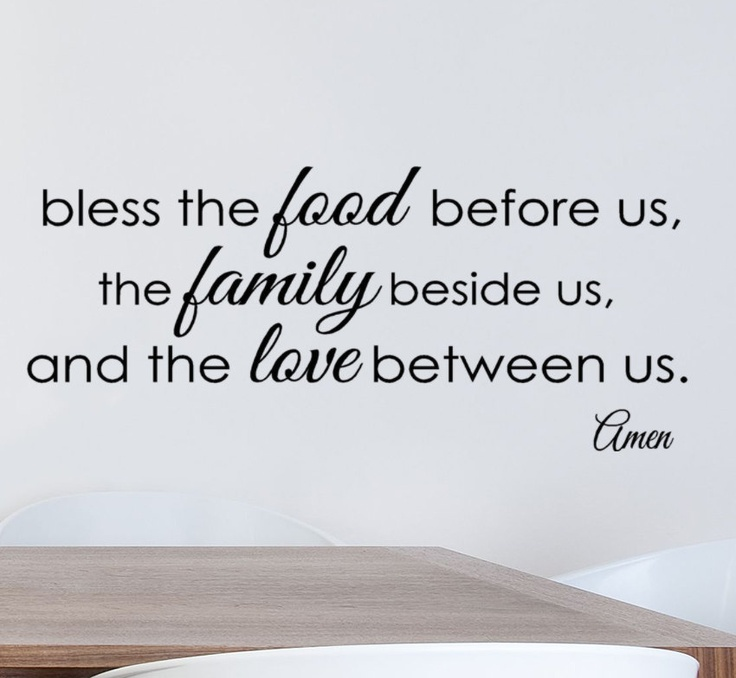 Quotes about Blessing Food 35 quotes
