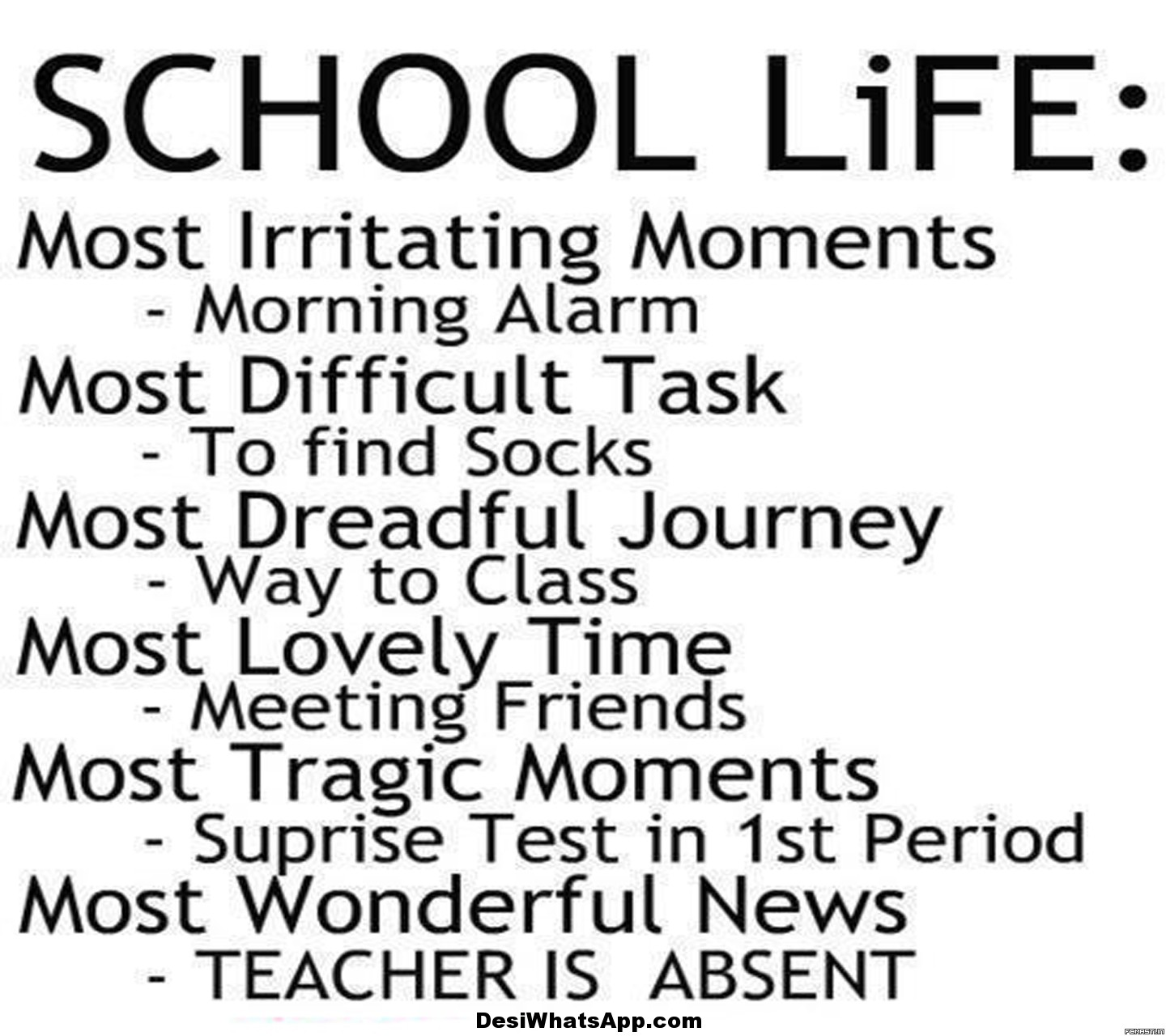 Quotes about School life and friends 55 quotes