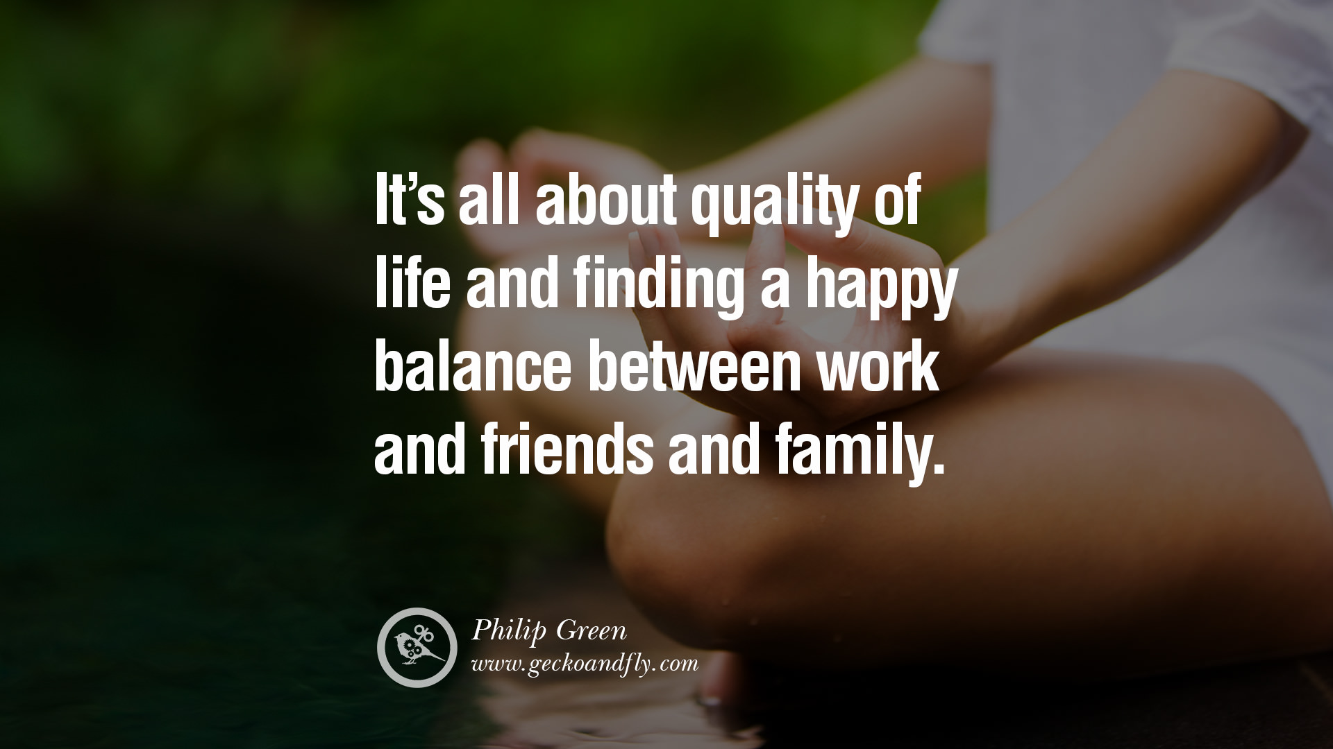 Quotes about Balance of life 228 quotes