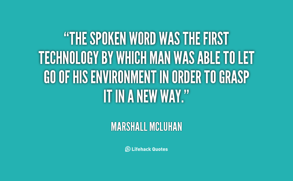 Quotes about Spoken Word 150 quotes