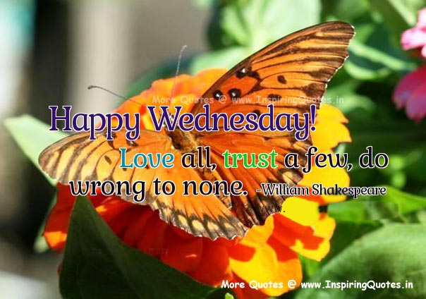 Quotes about Wednesday 163 quotes