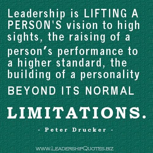 Quotes about Personal leadership 48 quotes