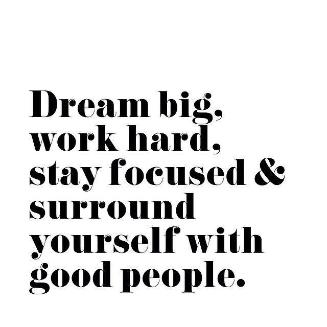 Quotes about Dream big focus 23 quotes