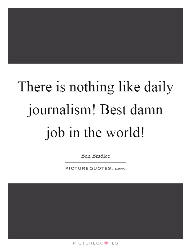 Quotes about Sports journalists 18 quotes
