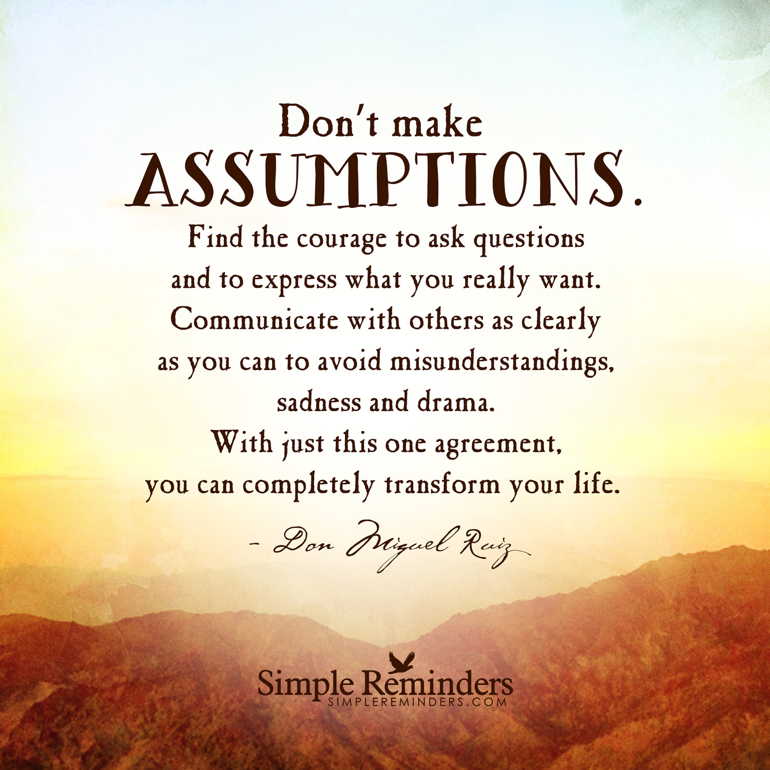 quotes about assumes 203 quotes