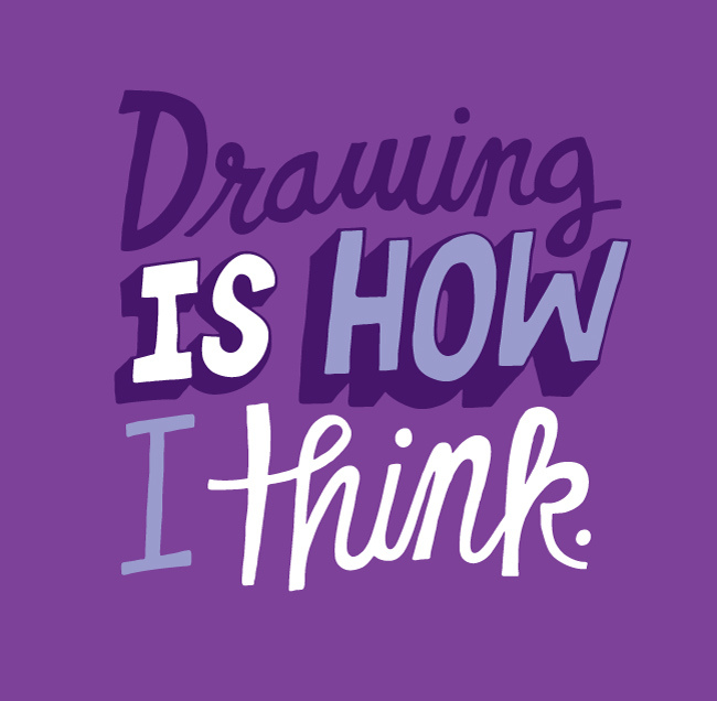 Quotes about Drawing yourself 34 quotes