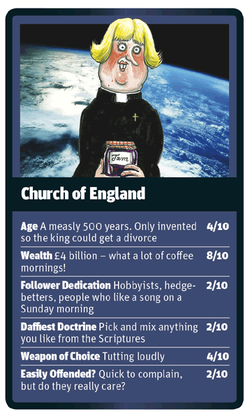 Quotes about Church of england 37 quotes