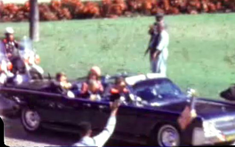 the controversial single gunman in the assassination of john f kennedy Topic: john f kennedy assassination the jfk assassination: conspiracy or single-gunman adolf hitler, the nazi dictator of germany during world war ii.