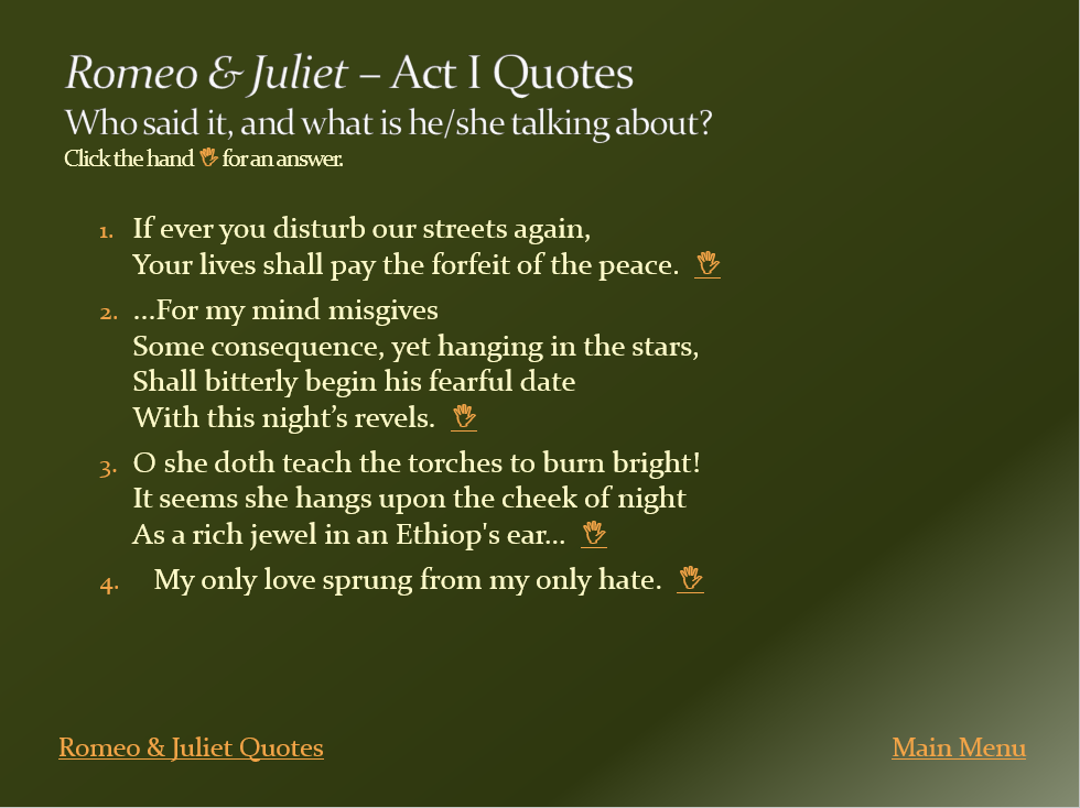 Quotes about Romeo 157 quotes
