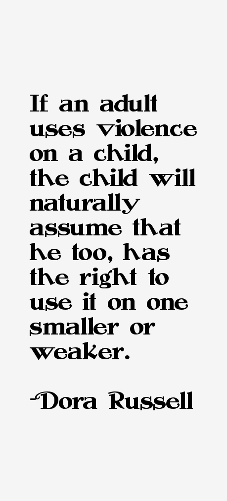 Quotes about Childhood violence 30 quotes
