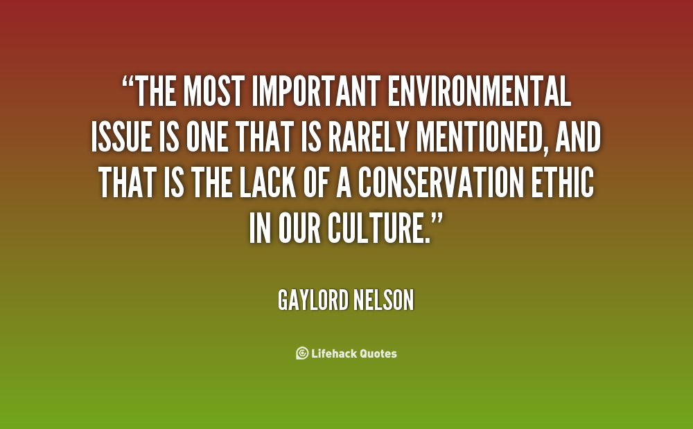 Quotes about Environmental issues 93 quotes