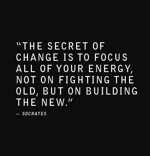 Quotes about Benefit of change 39 quotes