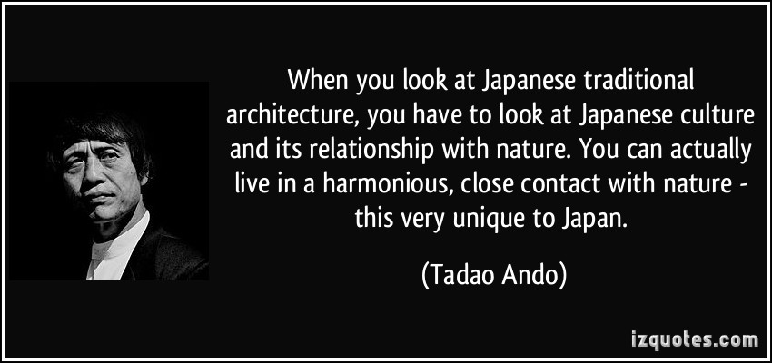Quotes about Japanese Architecture 21 quotes