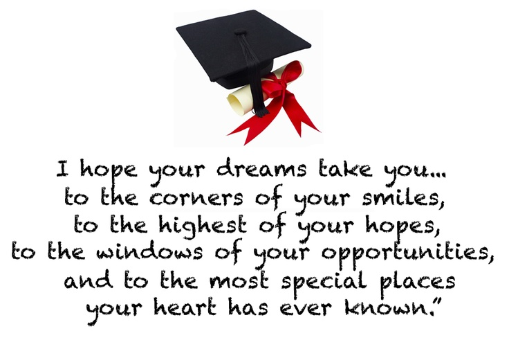 Quotes about Graduation and family 18 quotes