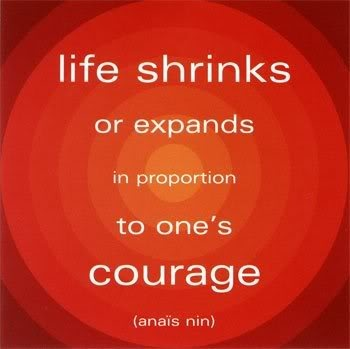 Quotes about Courage yahoo 26 quotes