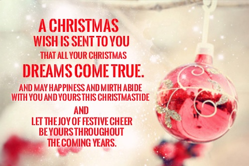 Quotes about Christmas dreams 23 quotes