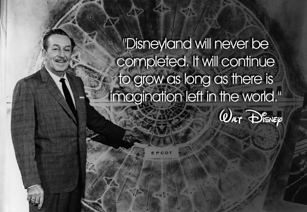 Quotes about Disney world from walt 15 quotes
