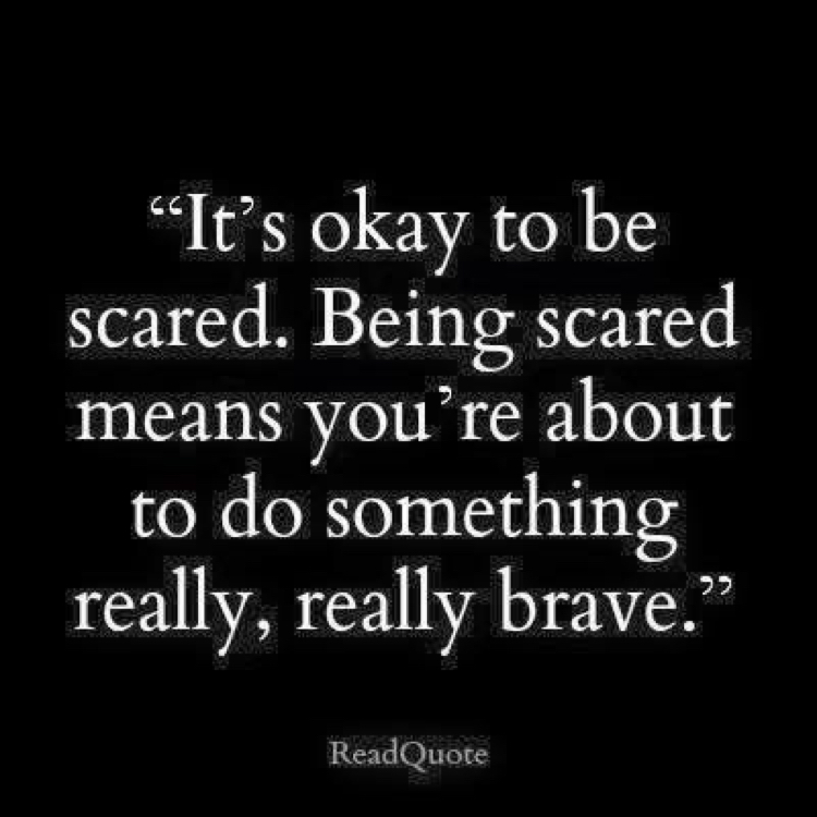 Quotes about Brave face 59 quotes