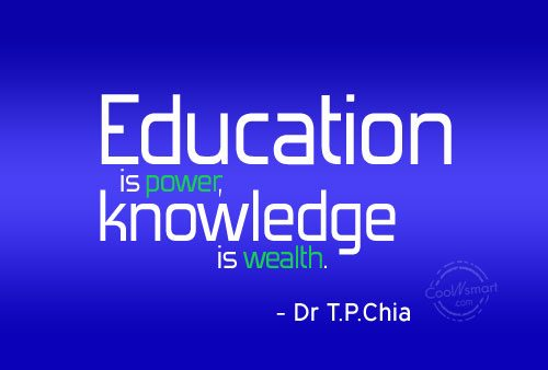 Quotes about Education And Knowledge 116 quotes