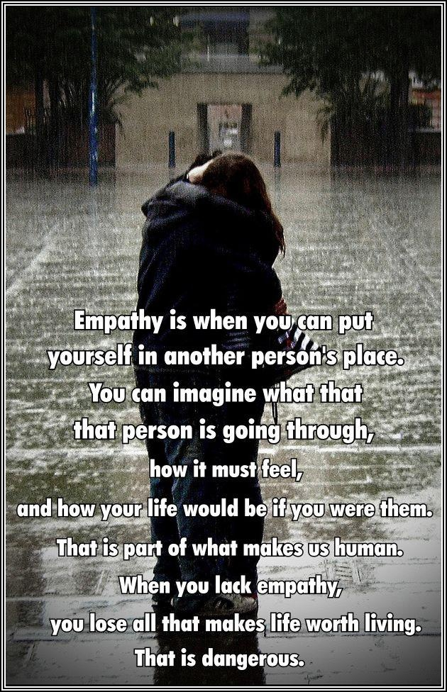 Quotes About Compassion And Empathy 62 Quotes