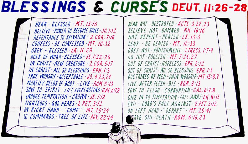 Bildergebnis für from curse to blessing