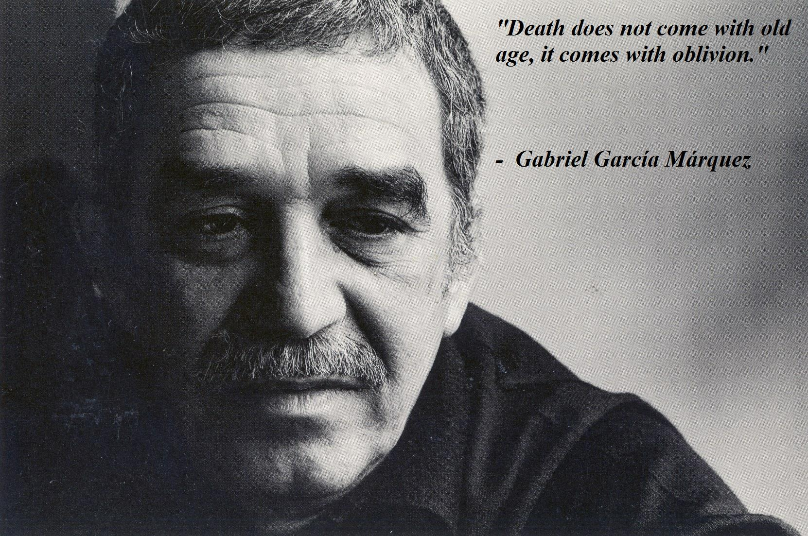 Quotes About Writing Gabriel Garcia Marquez 16 Quotes