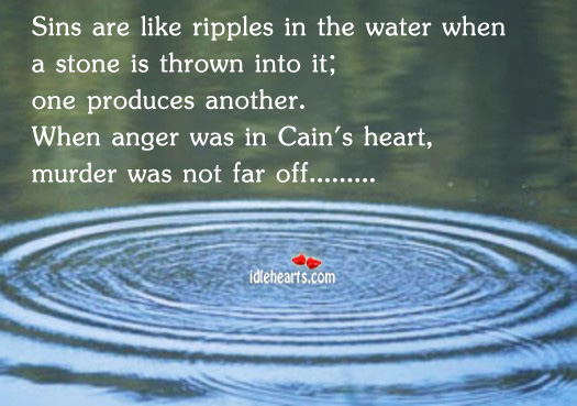 Quotes About Water Ripples 19 Quotes