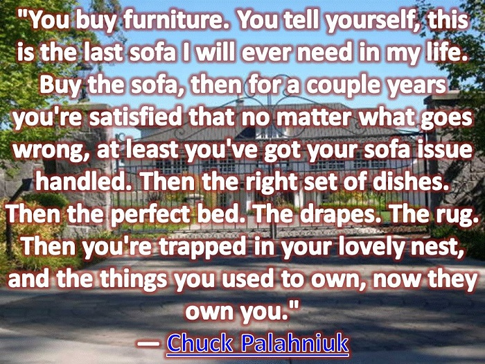 Quotes On Materialistic: Quotes About Materialistic Society (22 Quotes