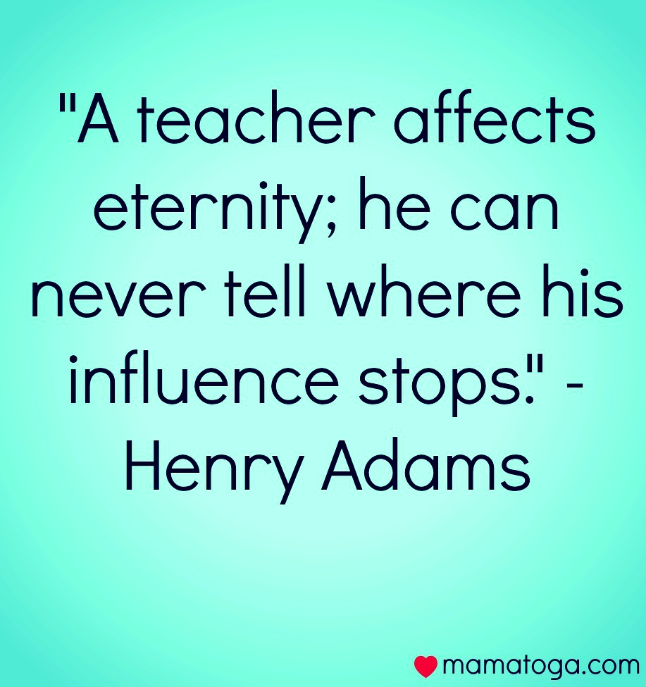 Quotes About Appreciating Teachers 26 Quotes