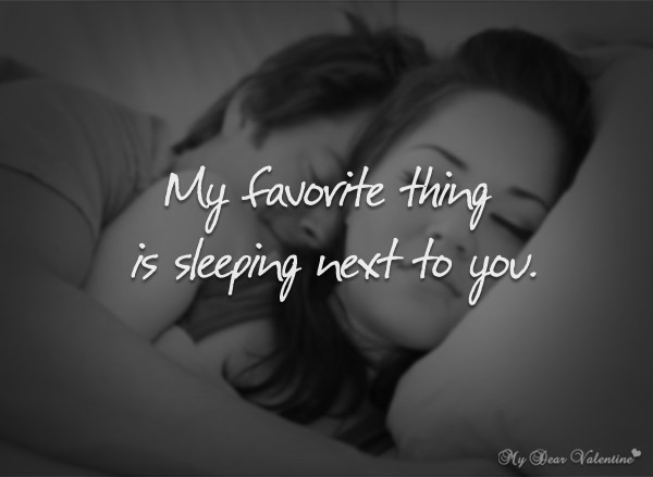 Quotes about Love Sleep (122 quotes)