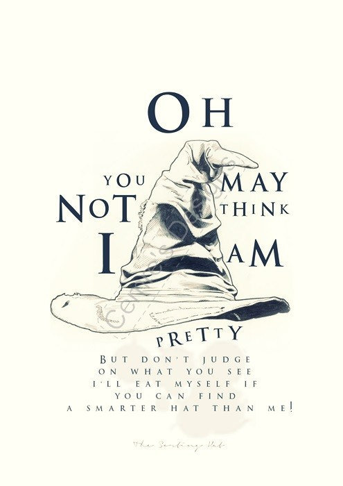Quotes About Sorting Hat 12
