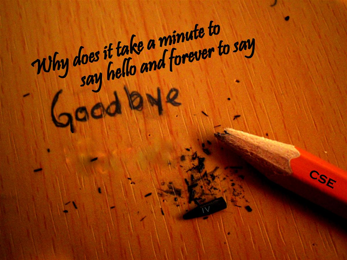 quotes about last farewell quotes